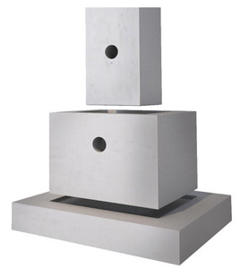 Prefabrikovane čašice, betonski element